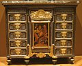 Cabinet, c. 1690, ebony, metal and tortoise shell, André-Charles Boulle, Cleveland Museum of Art.JPG