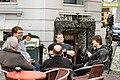 Café Under Masken (2009-06-20).jpg