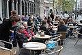 Café met terras aan de Grote Markt, Antwerpen - Pcs34560 IMG6448.jpg