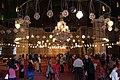 Cairo, moschea di mohammad alì, interno 01.JPG
