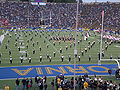 Cal Band performing pregame at Maryland at Cal 2009-09-05 5.JPG