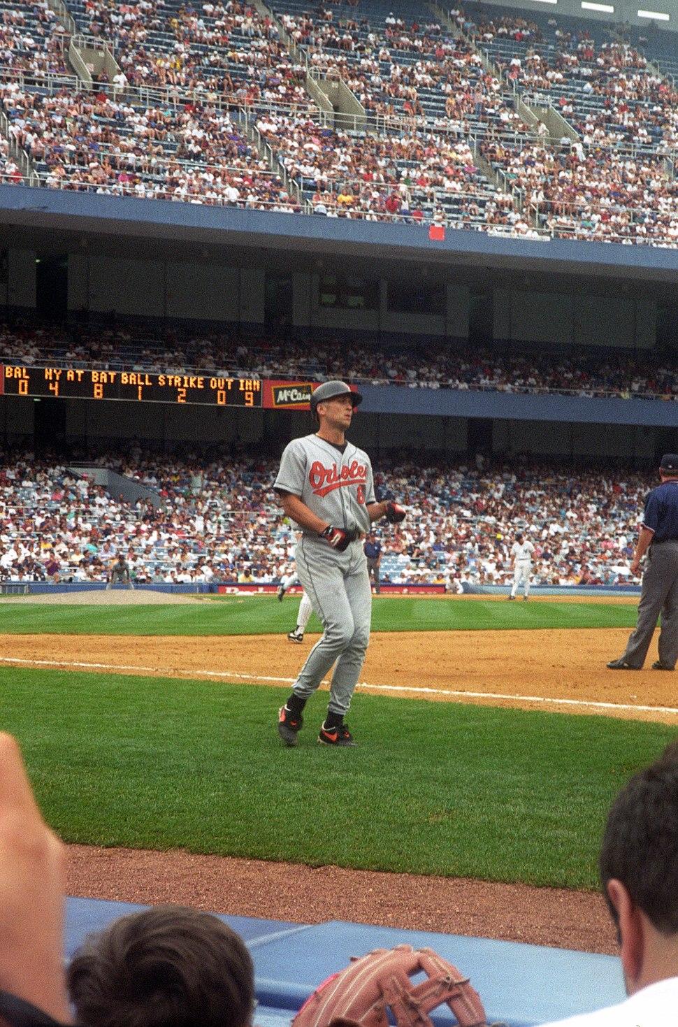 Cal Ripken, Jr in 1996