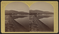 Caldwell from beach, east of Ft. Wm. Henry Hotel, Lake George, by Stoddard, Seneca Ray, 1844-1917 , 1844-1917 2.png