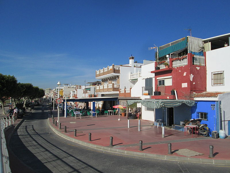 File calle banda del mar m laga 3253 jpg wikimedia commons for Calle palma del rio malaga