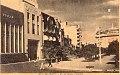 Calle San Martín y la Plaza Indepedencia de San Miguel de Tucumán hacia el año 1956.jpg