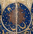 "Cancer - Horoscope from 'The book of birth of Iskandar"" Wellcome L0040143.jpg"
