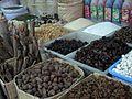 Cannelle, noix de muscade, anis au marché de Ho Chi Minh.JPG