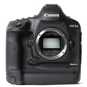 Canon EOS-1D X Mark II - Image: Canon EOS 1D X Mark II