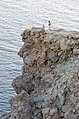 Cape Akrotiri cliff - Santorini - Greece - 02.jpg