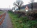 Capel Bangor Station, Vale of Rheidol Railway - geograph.org.uk - 628823.jpg