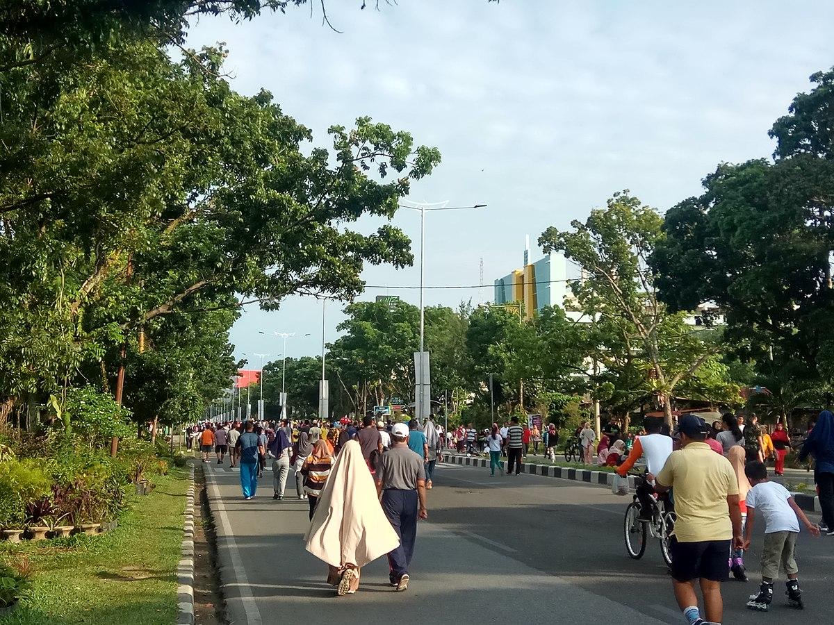 Jalan Khatib Sulaiman Padang Wikipedia Bahasa Indonesia Ensiklopedia Bebas
