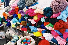 Knitting Meaning In Tagalog : Yarn wikipedia