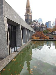 Cardinal Knox Centre Exterior View