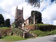 Cardinham Church - geograph.org.uk - 364021