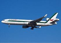 Cargoitalia McDonnell Douglas MD-11F Simon.jpg