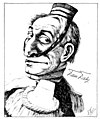 """Caricatures of the Stage - Ichabod Bronson in """"The Belle of New York"""".jpg"""