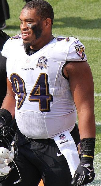 Carl Davis (American football) - Davis in 2015