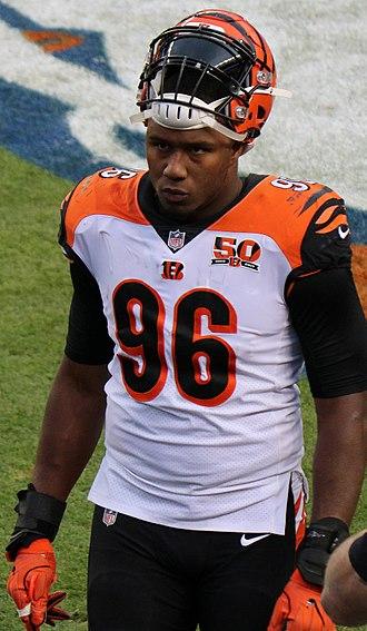 Carlos Dunlap - Dunlap in 2017.