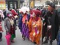 Carnaval des Femmes 2015 - P1360698 - Place du Châtelet (Paris).JPG