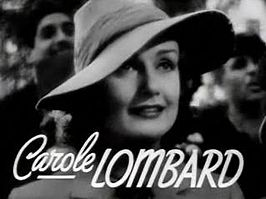 Carole Lombard in de trailer van Fools for Scandal