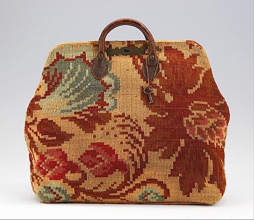 Carpetbag MET X267.9 CP4