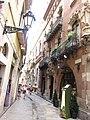 Carrer de Montsió, Barcelona - panoramio.jpg