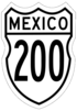 Federal Highway 200 shield