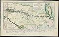 Carte de la route des lacs depuis Montréal et St. Jean jusquà la Riviere dHudson (2675161004).jpg