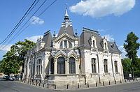 """Casa Luca Elefterescu, azi Muzeul Ceasului """"Nicolae Simache"""" (2).JPG"""
