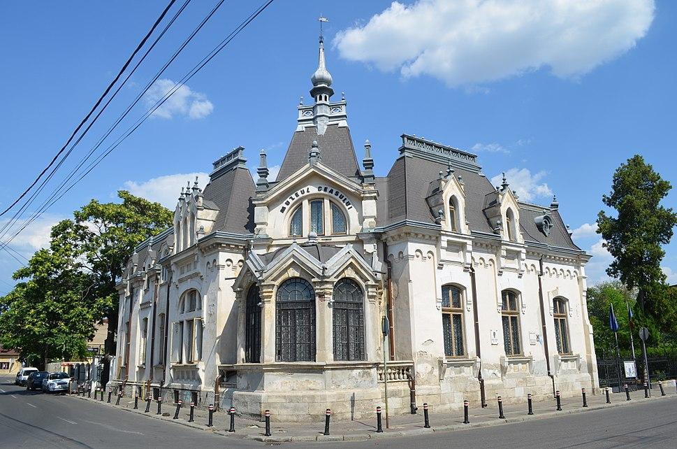 """Casa Luca Elefterescu, azi Muzeul Ceasului """"Nicolae Simache"""" (2)"""