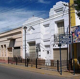 Cruz del Eje - The Arturo Illia Museum
