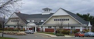 Orange, Connecticut - Case Memorial Library