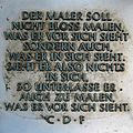 Caspar David Friedrich Memorial Inscription.JPG