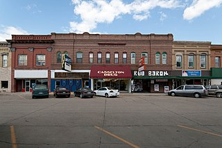 Casselton Commercial Historic District