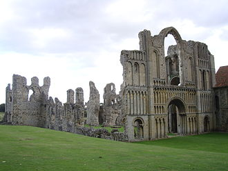 Glorious 39 - Castle Acre Priory