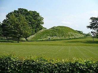 Castle Street, Cambridge - Image: Castle Mound, Cambridge