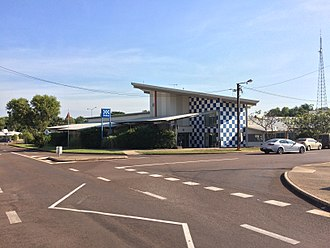 Northern Territory Police - Casuarina Police Station