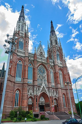 Cathedral of La Plata - Image: Catedral La Plata 1
