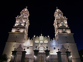 Kathedrale in Morelia