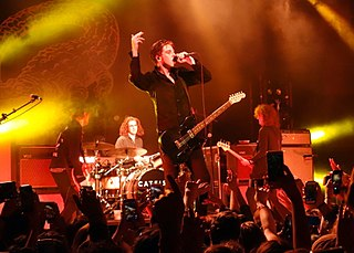 Catfish and the Bottlemen British indie rock band from Wales