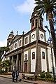 Cathedral de Nuestra Señora de los Remedios (Catedral de la Laguna) in San Cristóbal de La Laguna on Tenerife, Spain (48225352481).jpg