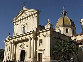 Roman Catholic Diocese of Lamezia Terme - Cathedral of Lamezia Terme