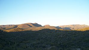 Cave Creek Recreational Park