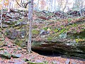 Cave in Governor Dodge State Park - panoramio.jpg