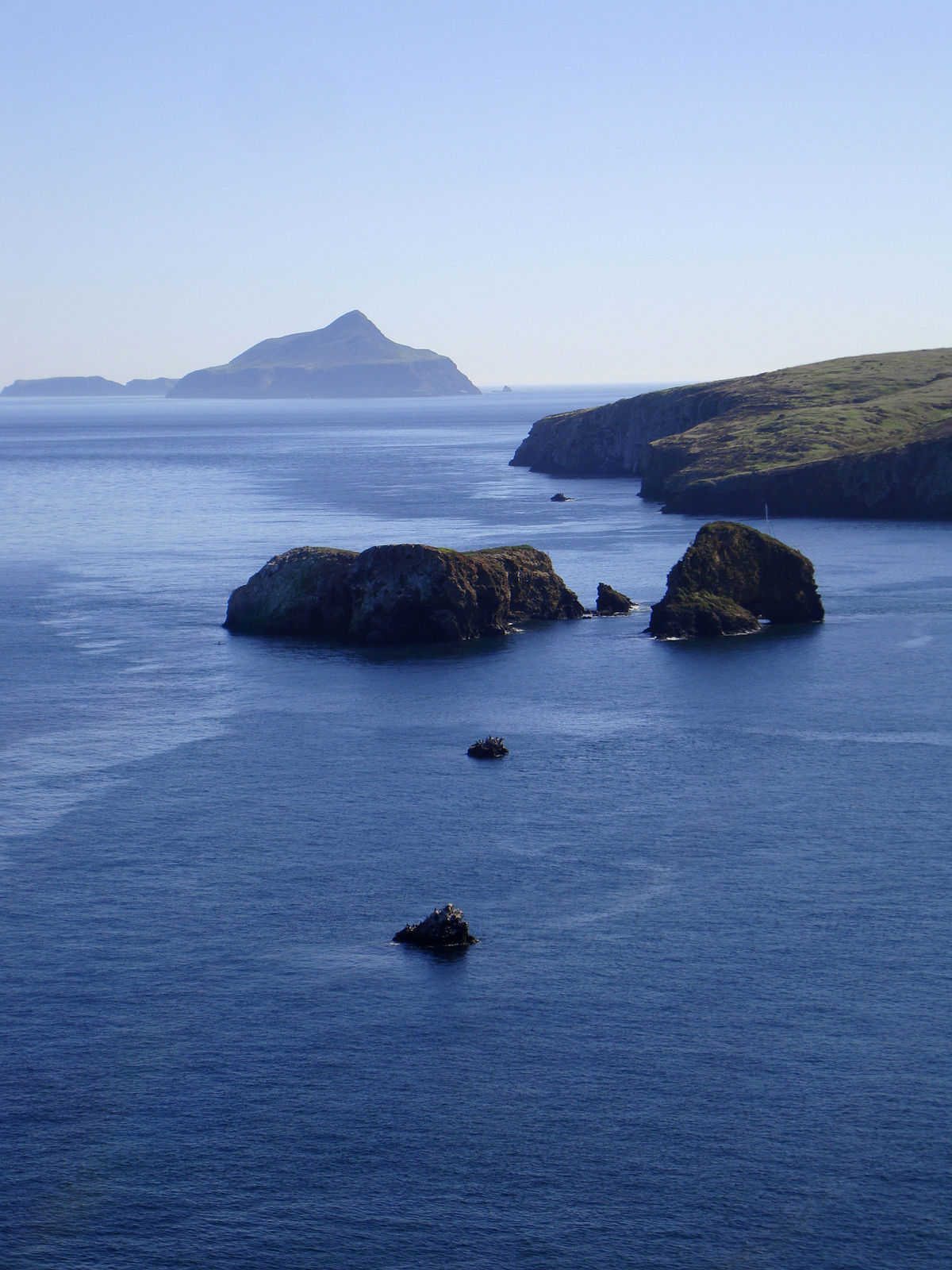 Channel Islands National Park Travel guide at Wikivoyage