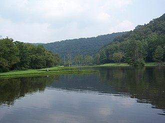 Cedar Creek State Park - Cedar Creek State Park has lakes for fishing and boating.