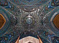 Ceiling of an interance of Atabki Sahn in Fatima Masumeh Shrine, Qom, Iran3.jpg