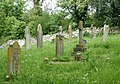 Cemetery near Combe Hay - geograph.org.uk - 798166.jpg