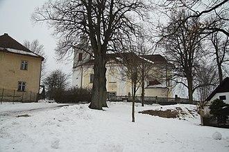 Dušejov - Church of Saint Bartholomew