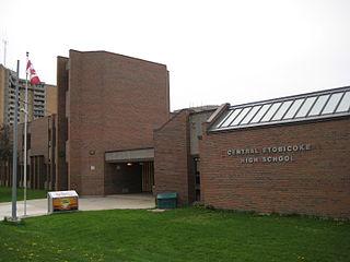 Central Etobicoke High School Etobicoke, Ontario, Canada